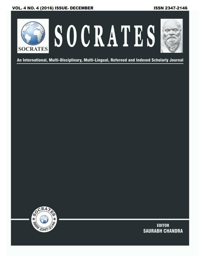 Vol 4 No 4 (2016): Issue - December