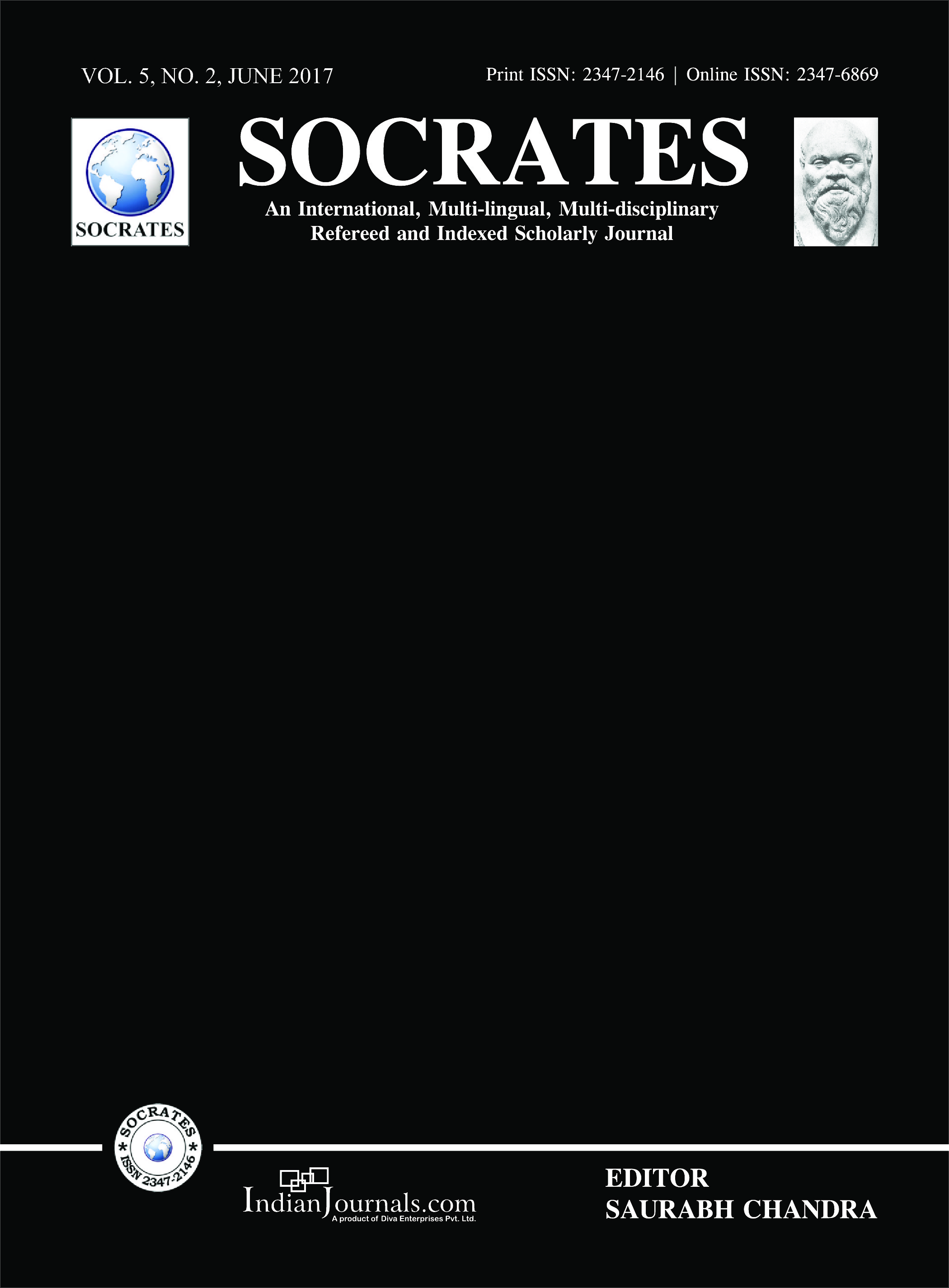 Vol 5 No 2 (2017): Issue - June