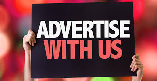 Advertise with us